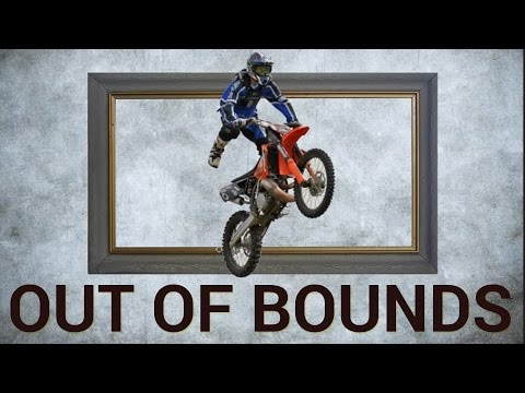 How to Make Object Out Of Bounds in Photoshop
