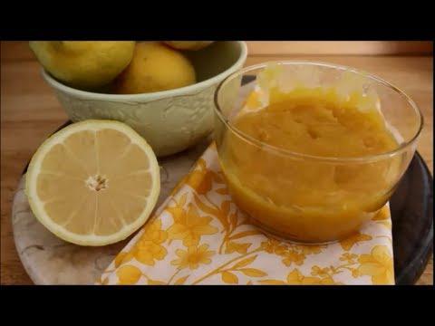 Tea Series: Lemon Curd