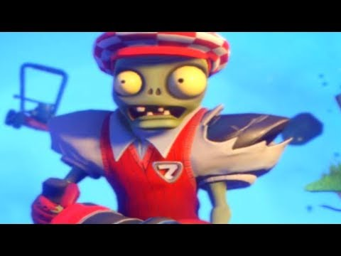 Plants vs Zombies Garden Warfare 2 - GOLF STAR Gameplay