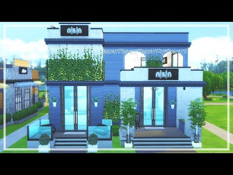 The Sims 4 - Lounge | Speed Build
