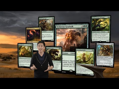 How to Build Your First Magic Deck