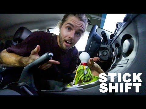 How to Drive Stick Shift!
