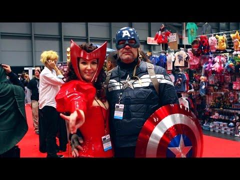 Cosplay at New York Comic Con 2014: A Quick Stroll Through the Con