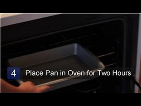 Kitchen Cleaning & Care Tips : How to Cure Aluminum Pans