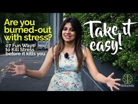 7 Fun ways to manage stress and overcome depression | Best Stress Management techniques