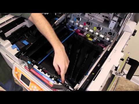 Ilumina - Transfer belt replacement