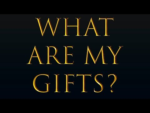 What are my GIFTS and TALENTS? Pick a card reading.