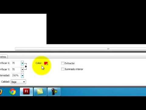 Tutorial Adobe Flash CS6 Animasi Glowing Text