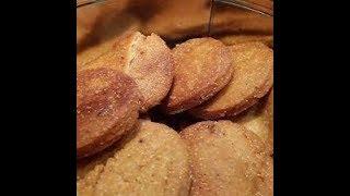 Sindhi Fried Methi Tikki || सिंधी थदड़ी मीठी टिक्की  || Mitho Lolo Recipe