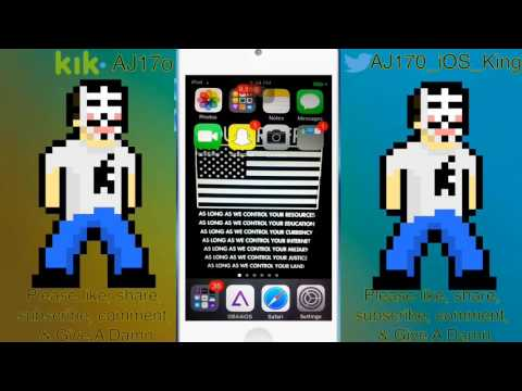 How to boost your WiFi speed on iOS 9/8! NO PC NO JB! FREE!