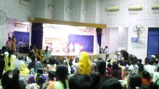 Little Kingdom School annual function dance on Paan Banaras Wala