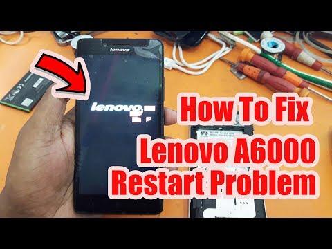 Lenovo a6000 auto restart problem Solution | How To Fix Lenovo A6000 Restart Problem