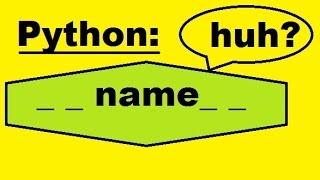 Python Double Underscore Name Var