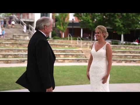 Zach and Chancey's Beautiful Wyche Pavilion Wedding // Greenville, SC Snippet 10