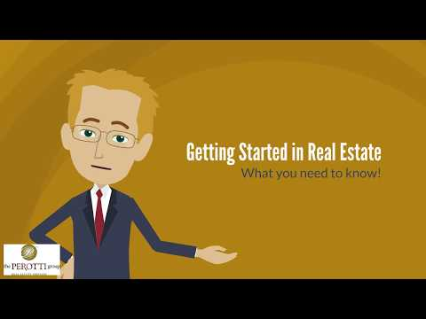 Getting Started in Illinois Real Estate
