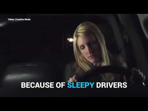 This Device Keeps You Awake If You Are Sleepy While Driving