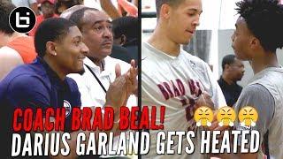 Darius Garland Sparks Inner Kobe, FIRES UP Teammate In Front Of Bradley Beal!!