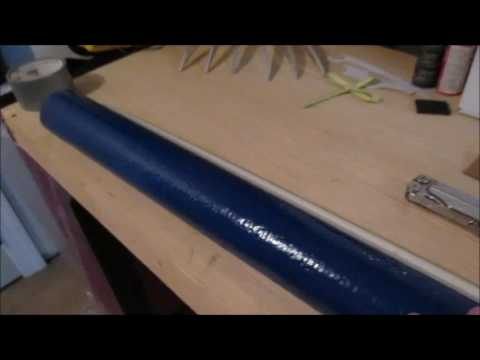 DIY Foam Sword $3 TO MAKE 3 SWORDS!!!
