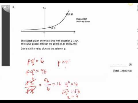 11y Ma2   More Graphs and Equations   Q6