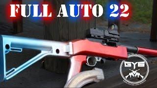 Full Auto 22-1800rpm