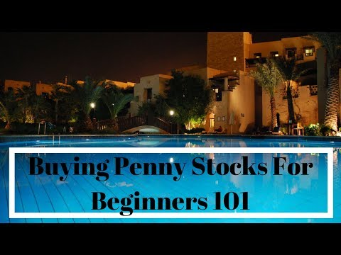 Buying Penny Stocks For Beginners 101