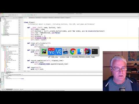 Code Walkthrough: Reaction/Memory Lights Game with Raspberry Pi and Python