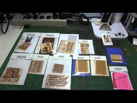 Product Information Video #6- Vector Cut Laser Cut Kits/Parts