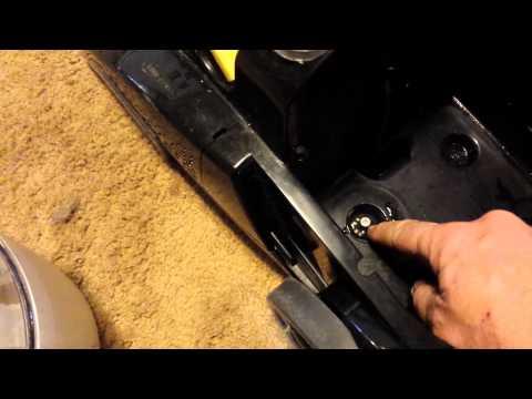 Bissell Carpet Cleaner Won't Spray. Easy Repair