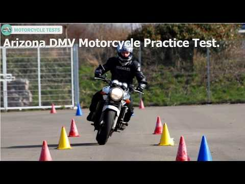 Arizona DMV Motorcycle Practice Test