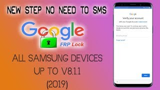 BYPASS-REMOVE GOOGLE ON SAMSUNG GALAXY S9 PLUS FRP ( G965F