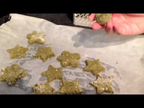 A MUST SEE How to make Organic guinea pig treats