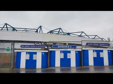 St Andrew's Stadium - Home of Birmingham City FC (capacity 29, 409)