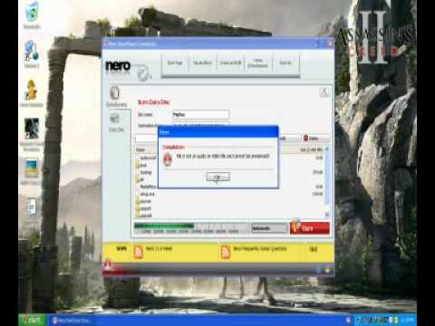 Burn (windows 7 or xp) iso file to dvd (bootable)