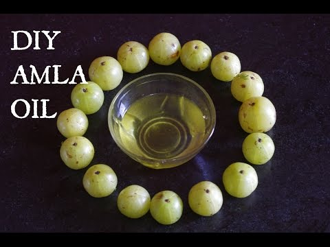 DIY Amla Oil - Herbal Oil For Hair Growth & Stop Pre-Mature Greying|Sushmita's Diaries