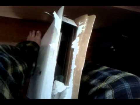 Unboxing a FedEx Box