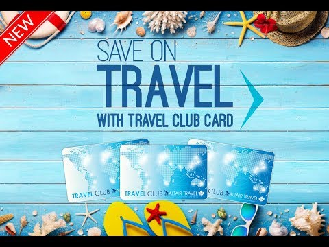 Altair travel club card