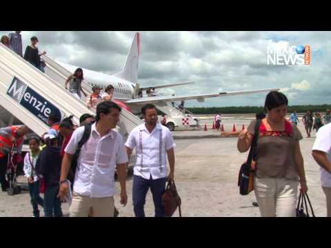 New flight Dubai-Cancun