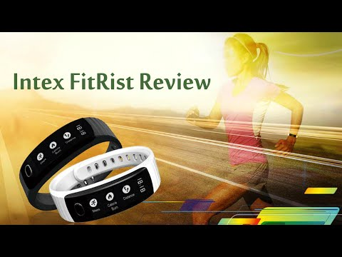 Intex Fitrist Review: Mi Band vs FitRist Tracker Comparison