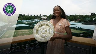 Venus Williams v Lindsay Davenport: Wimbledon Final 2005 (Extended Highlights)