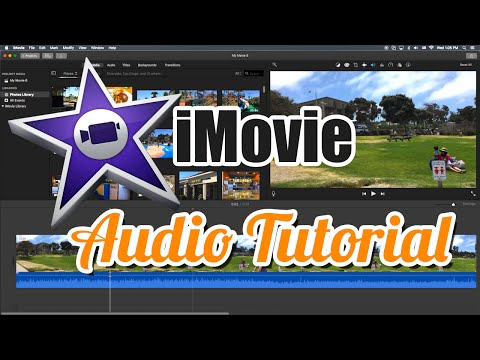 How to Edit Audio with iMovie on the Mac