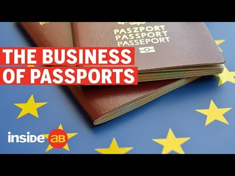 How to change citizenship with a new passport