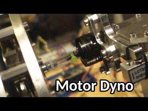 Motor Dyno build
