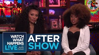 After Show: Who Would Cynthia Bailey Visit In The Lady Pond?   RHOA   WWHL