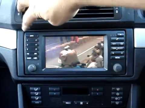 BMW RANGE ROVER L322 IBUS DIGITAL TV TUNER OEM CONTROL USB