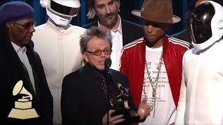 Download Daft Punk Win Album Of The Year | GRAMMYs Video