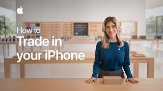 Learn how to trade in your iPhone   Apple Support