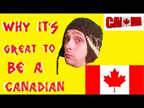WHY IT'S GREAT TO BE A CANADIAN (GIVE AWAY CONTEST)