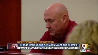 Coworker describes day Michelle Mockbee was found dead
