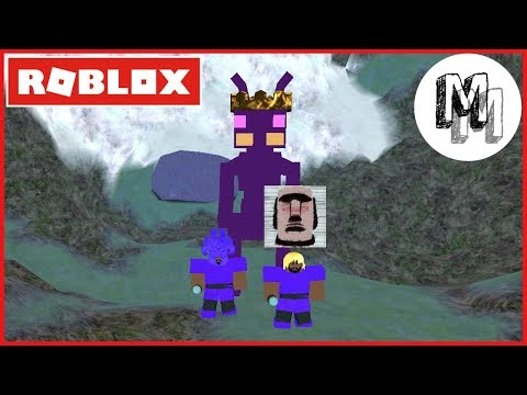 Queen Ant and new way to get to Sky Island | Roblox Booga Booga