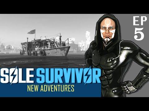 SOLE SURVIVOR | New Adventures ] EP5 【A Fallout 4 Machinima】